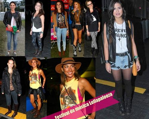 Looks Festival Lollapalooza 2013